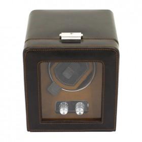 Шкатулка для автоподзавода часов Friedrich Lederwaren 29473-3