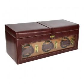 Шкатулка для автоподзавода часов LC Designs 70885