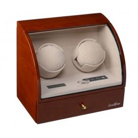 Шкатулка для автоподзавода часов LuxeWood LW322-3