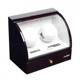 Шкатулка для автоподзавода часов LuxeWood LW322-5