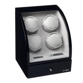 Шкатулка для автоподзавода часов LuxeWood LW324-1