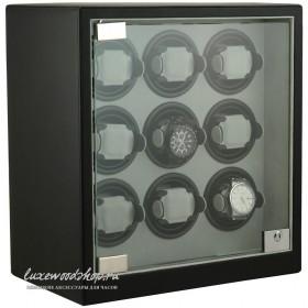 Шкатулка для автоподзавода часов LuxeWood LW509-1L