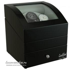 Шкатулка для автоподзавода часов LuxeWood LW721-1