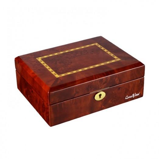 Шкатулка для хранения часов LuxeWood LW803-8-3