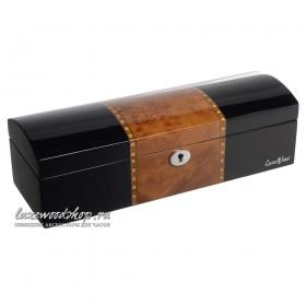 Шкатулка для хранения часов LuxeWood LW807-6-1